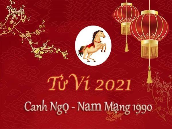 Tử vi Canh Ngọ 2021 Nam Mạng